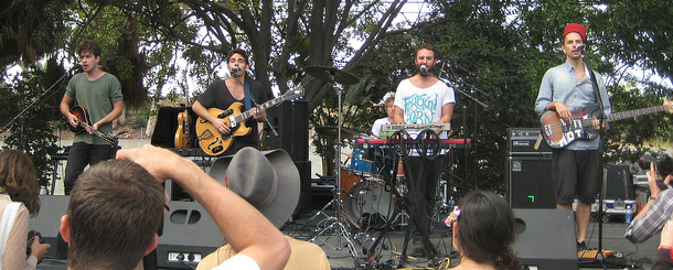 Local Natives - Small Festival