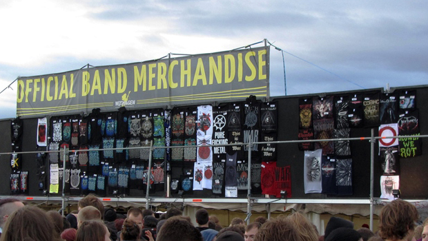 6 Simple Tweaks To Sell More Merch At Your Shows