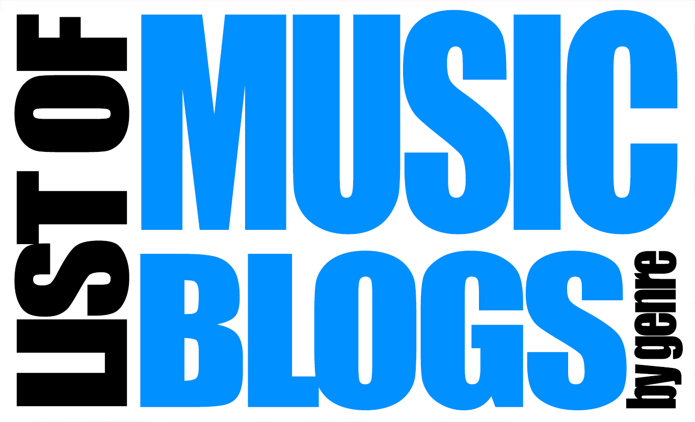 list of music blogs