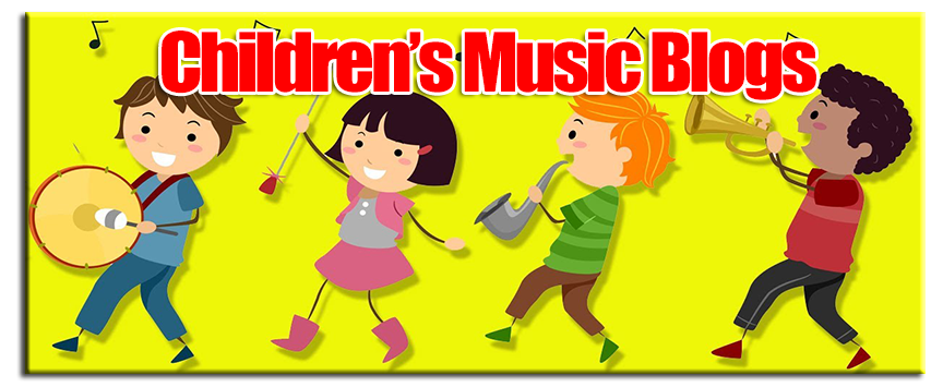 childrens music blogs