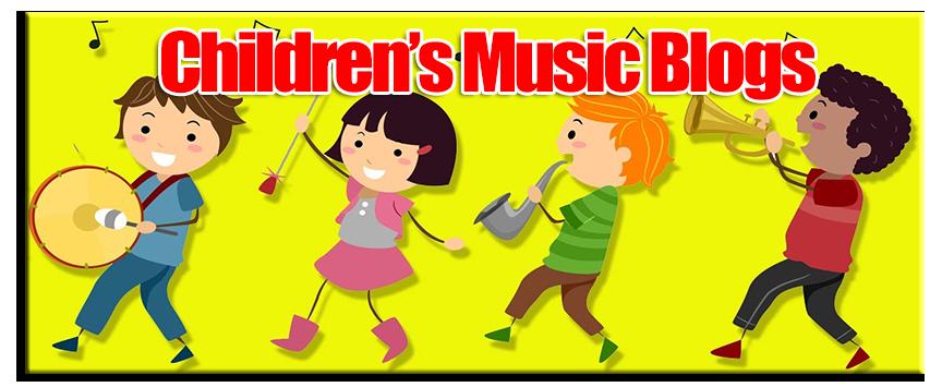 childrens music blogs