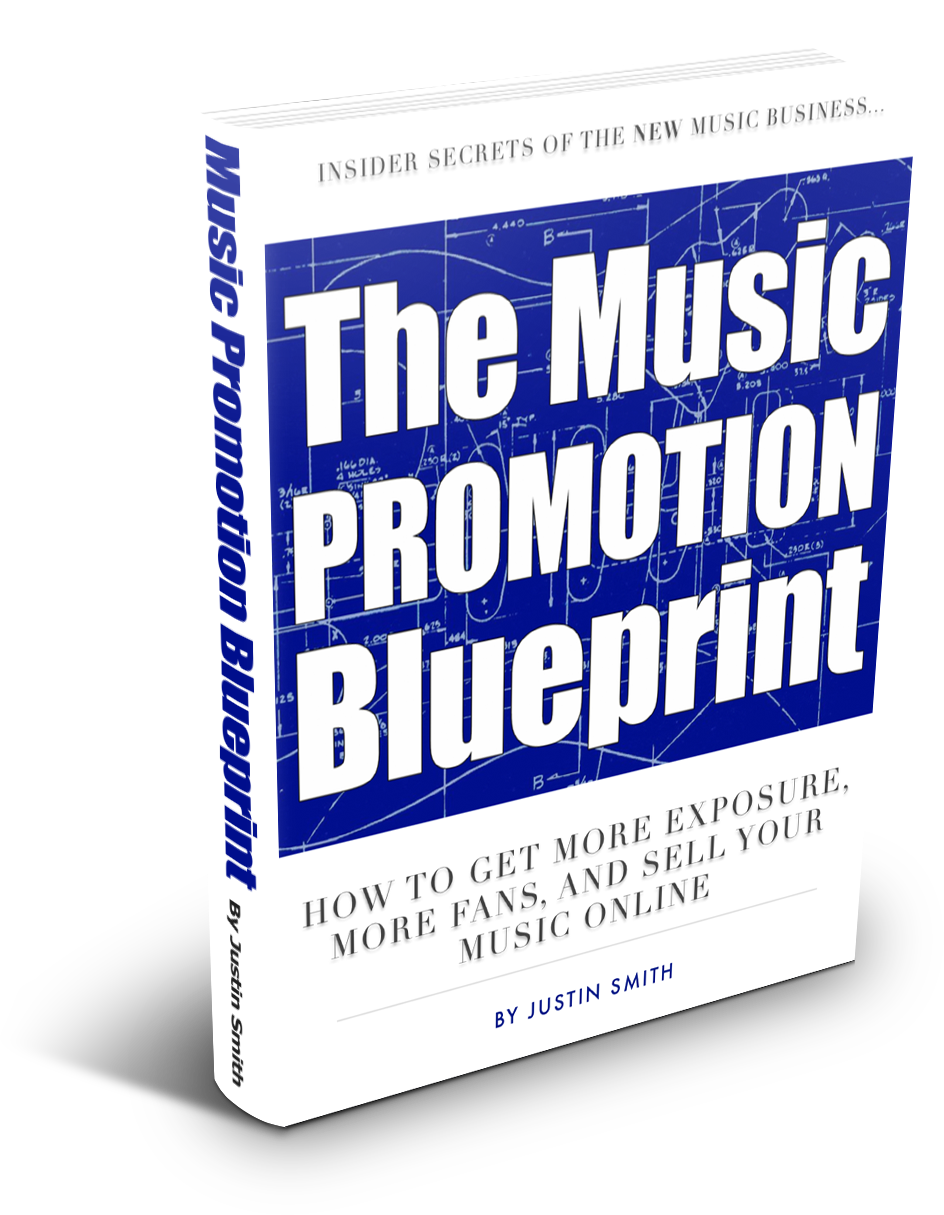 Grab Your FREE Copy of The Music Promotion Blueprint Now! - JamMob
