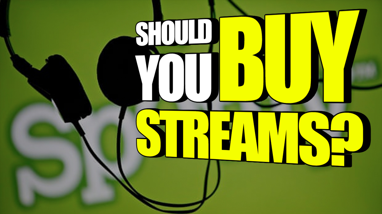 Should You Buy Streams On Spotify?