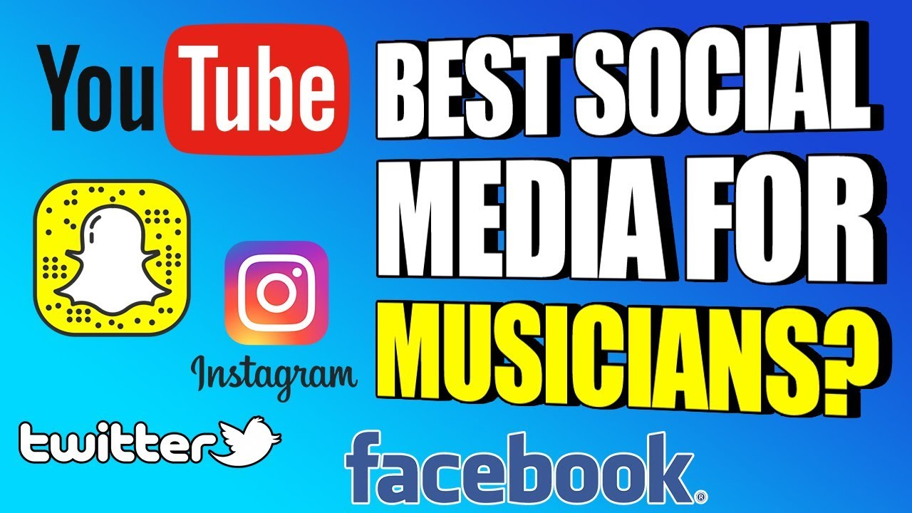 The Best Social Media Platform For Musicians?