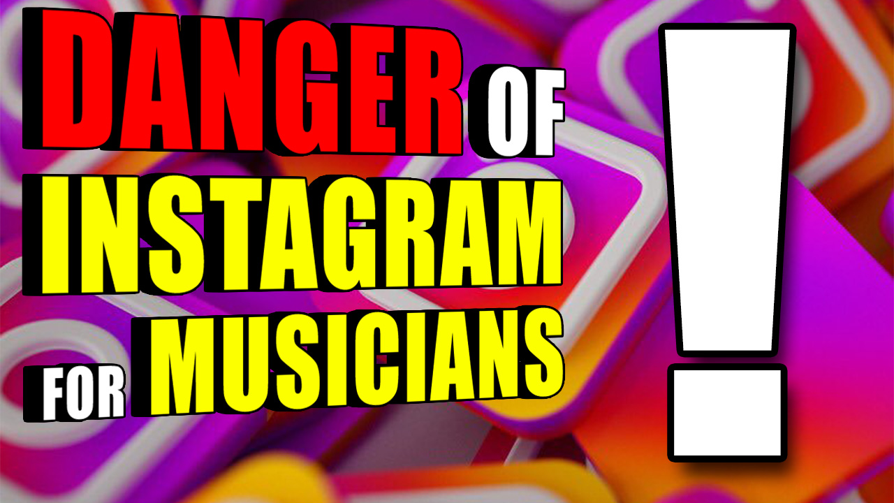 The Hidden Danger of Using Instagram For Music Promotion