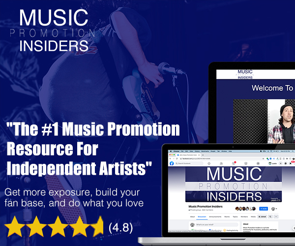 Music Promotion Insiders