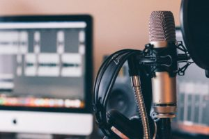 podcast interviews to promote music